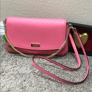 ♠️ Kate Spade Laurel way crossbody bag 💕